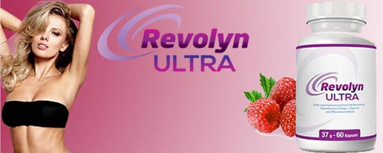 Quels sont les ingrédients de Revolyn Diet Ultra?