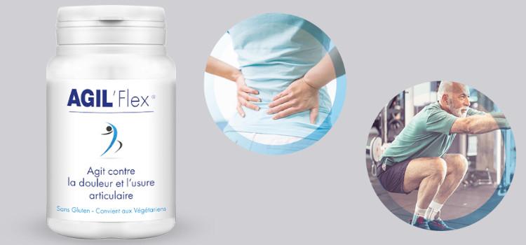 Agil Flex ne contient que des ingrédients naturels.
