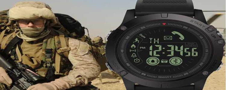 Fonctionne-t-il sur piles Tactical Watch? Quand charger?