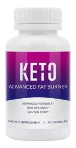 Minceur sans effet yo-yo uniquement avec Keto Advanced Fat Burner.