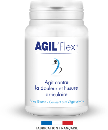 Effets de l'utilisation du supplément Agil Flex.